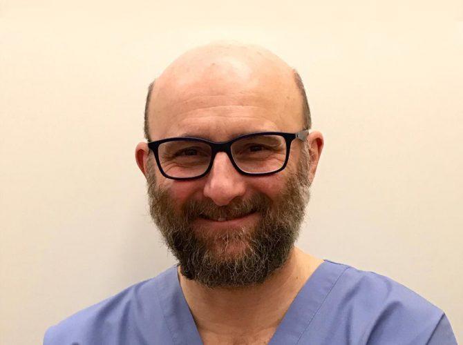 Paolo Giudici medico chirurgo ortopedico osteopata